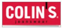 Партнер компании Неонмастер -  Магазин джинсовой одежды «Colins»